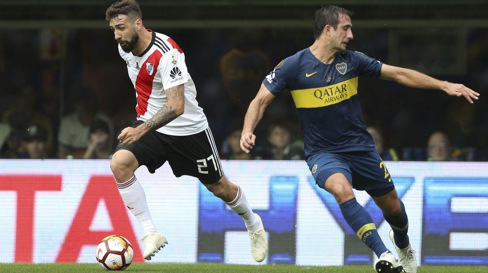 Foto: El River-Boca se jugará en Madrid. (EFE)