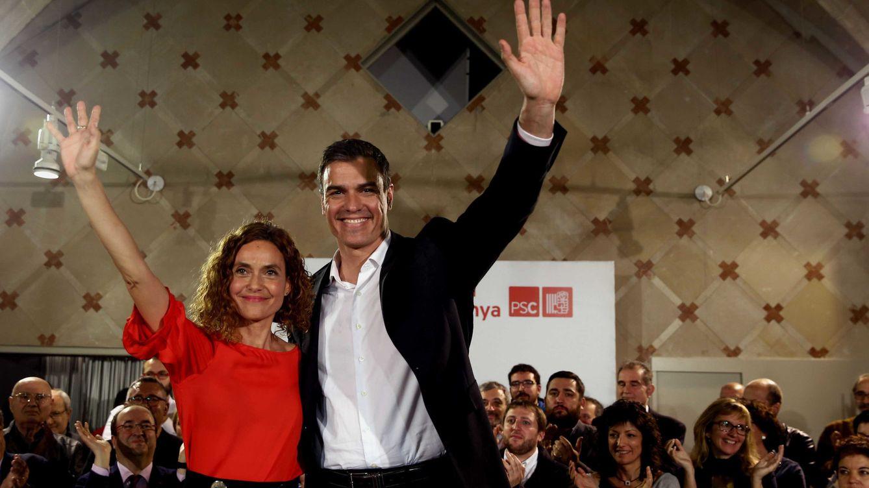 Batet cambia a la mitad de la lista socialista por Barcelona y se carga al dos de Chacón