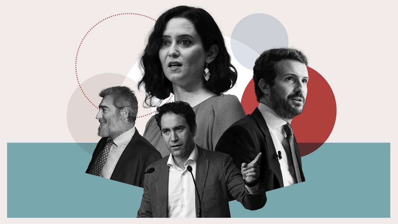 Crónica de una guerra inesperada o por qué Madrid puede enemistar a Casado y Ayuso