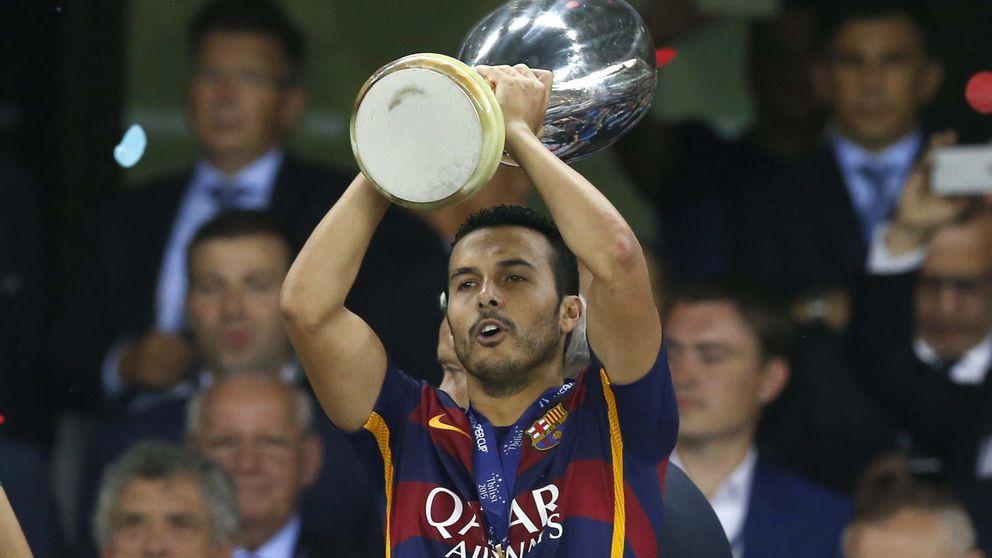 Pedro, adiós con gloria y un directo a la mandíbula del director deportivo