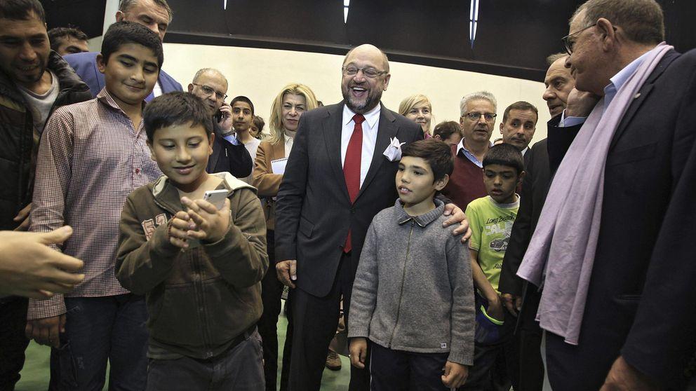 La UE necesitaría 154 años para acoger a 160.000 refugiados al ritmo actual