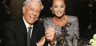 Post de Vargas Llosa, Preysler y un encuentro de mil dólares: la verdad de cómo se conocieron