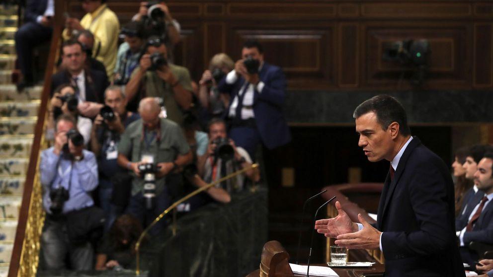 Sánchez pide a Iglesias un acuerdo de investidura si no hay Gobierno de coalición