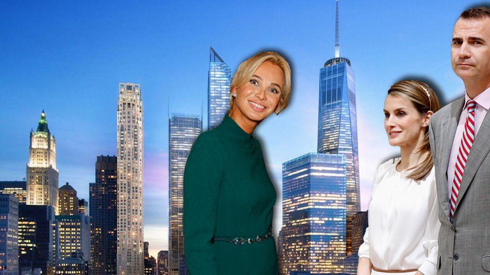 Los Reyes coincidirán en Nueva York con la princesa Corinna
