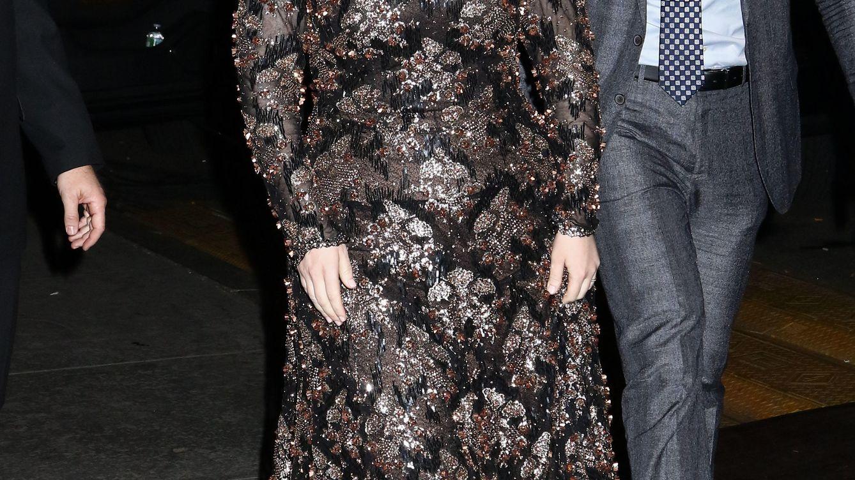 Foto: Adele junto a su nuevo guardaespaldas (Gtres)