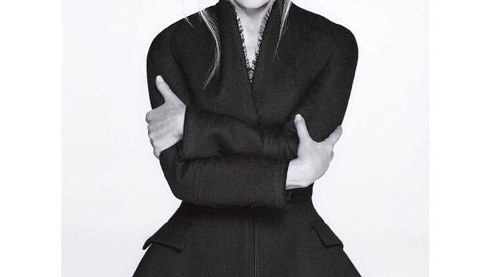 Donatella Versace ya es la nueva imagen (y musa) de Givenchy