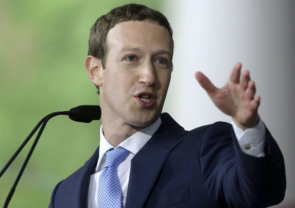 Foto: Zuckerberg en una imagen de archivo. (Gtres)