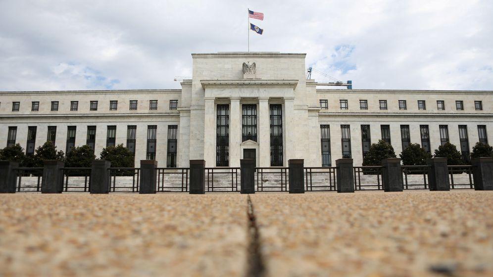 Foto: La Reserva Federal de EEUU. (Reuters)