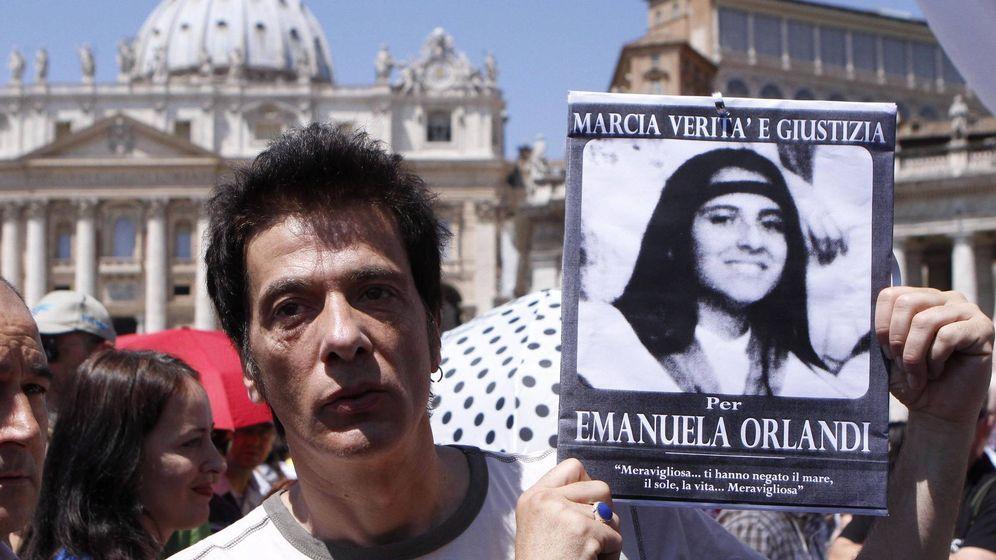 Foto: Emanuela Orlandi sigue desaparecida desde el 22 de junio de 1983. (EFE)