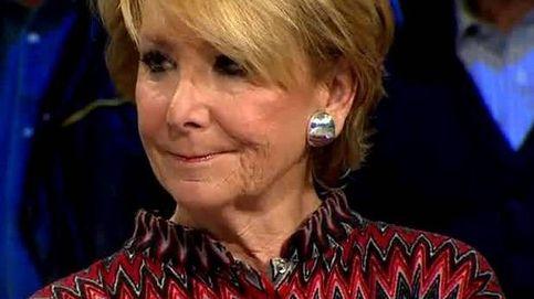 'La Sexta noche': Esperanza Aguirre descoloca a Iñaki López con una frase sobre Sánchez