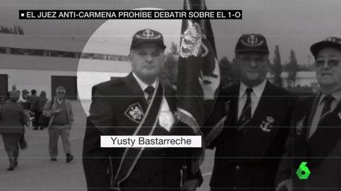Yusty, el juez que paraliza la exhumación de Franco: ¡Viva España!
