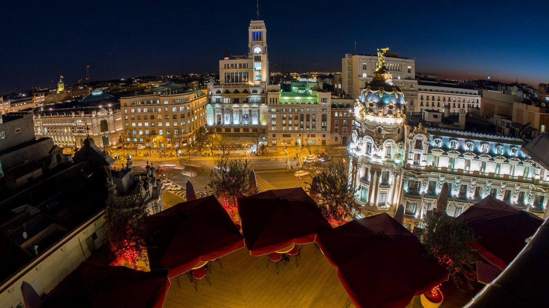 Las mejores terrazas con vistas para disfrutar de la ciudad desde las alturas