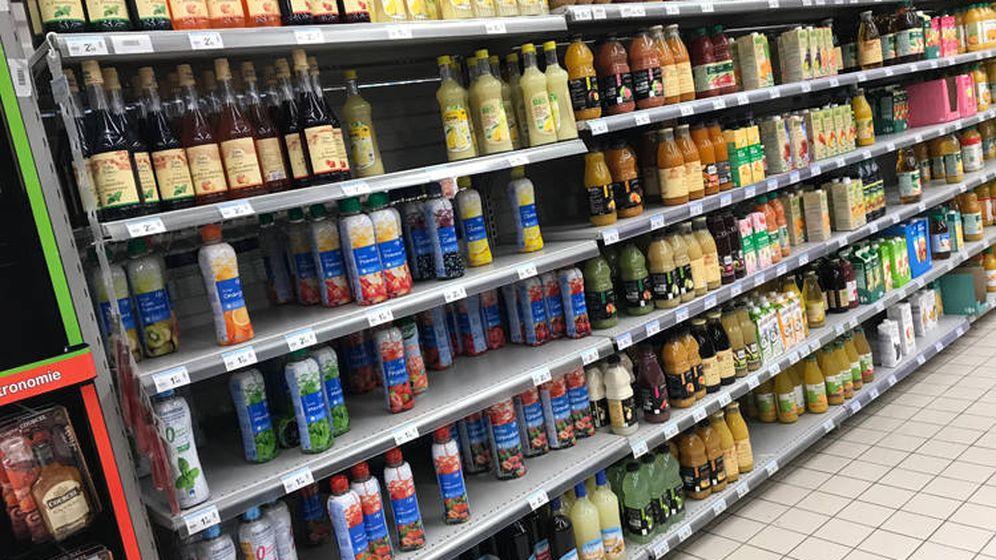 Foto: Más de la mitad de los zumos que se pueden encontrar en los supermercados contenían arsénico y plomo