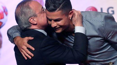 Los audios de Florentino sobre Mourinho, Cristiano y Mendes impactan en Portugal