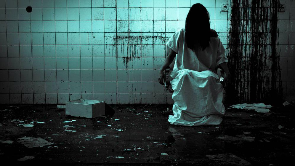 Foto: Uno de los clásicos de la estética de terror en el cine. (iStock)