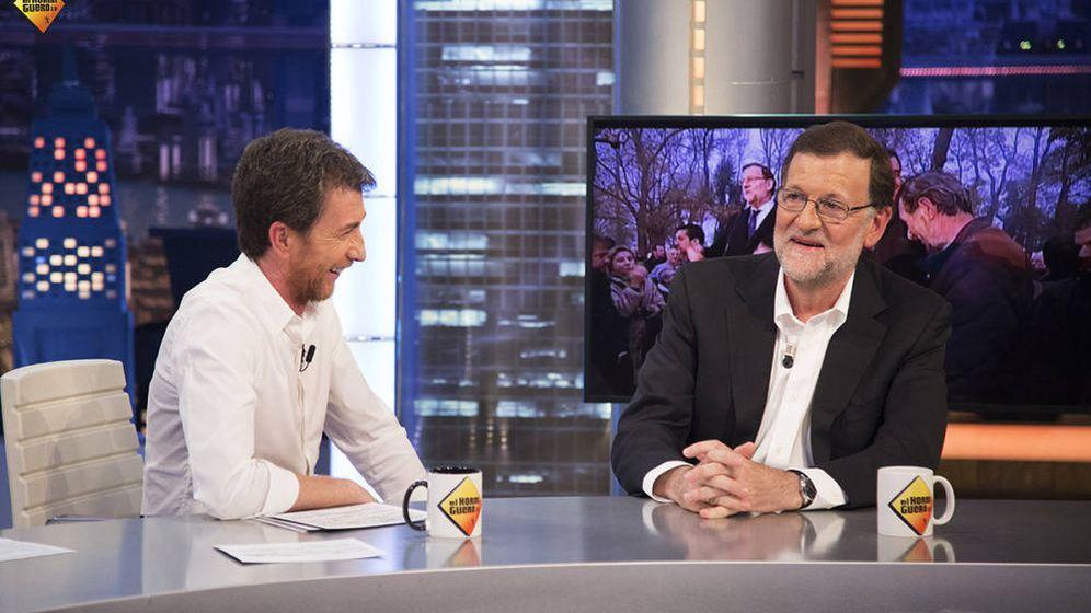 Foto: El secreto que Rajoy le confesó a Motos. (Antena 3)