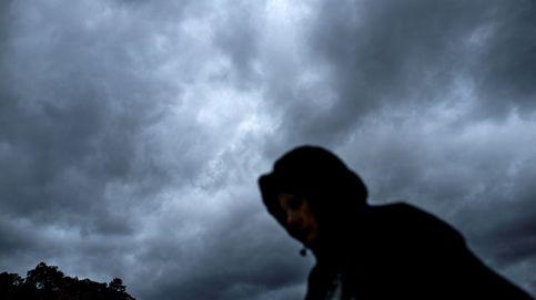 Alerta naranja por lluvia y viento este jueves: el tiempo se agita con dos frentes atlánticos