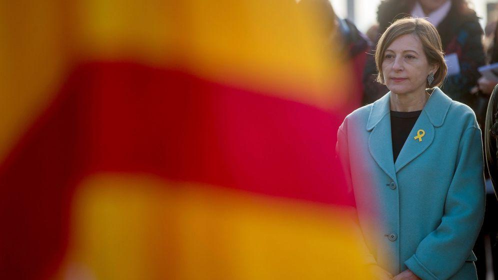 Foto: La expresidenta del Parlament, Carme Forcadell. (Efe)