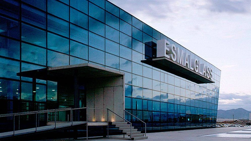 Foto: La sede de Esmalglass en Villarreal. (Sanahujapartners)