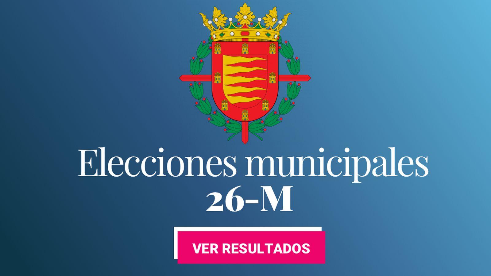 Foto: Elecciones municipales 2019 en Valladolid. (C.C./EC)