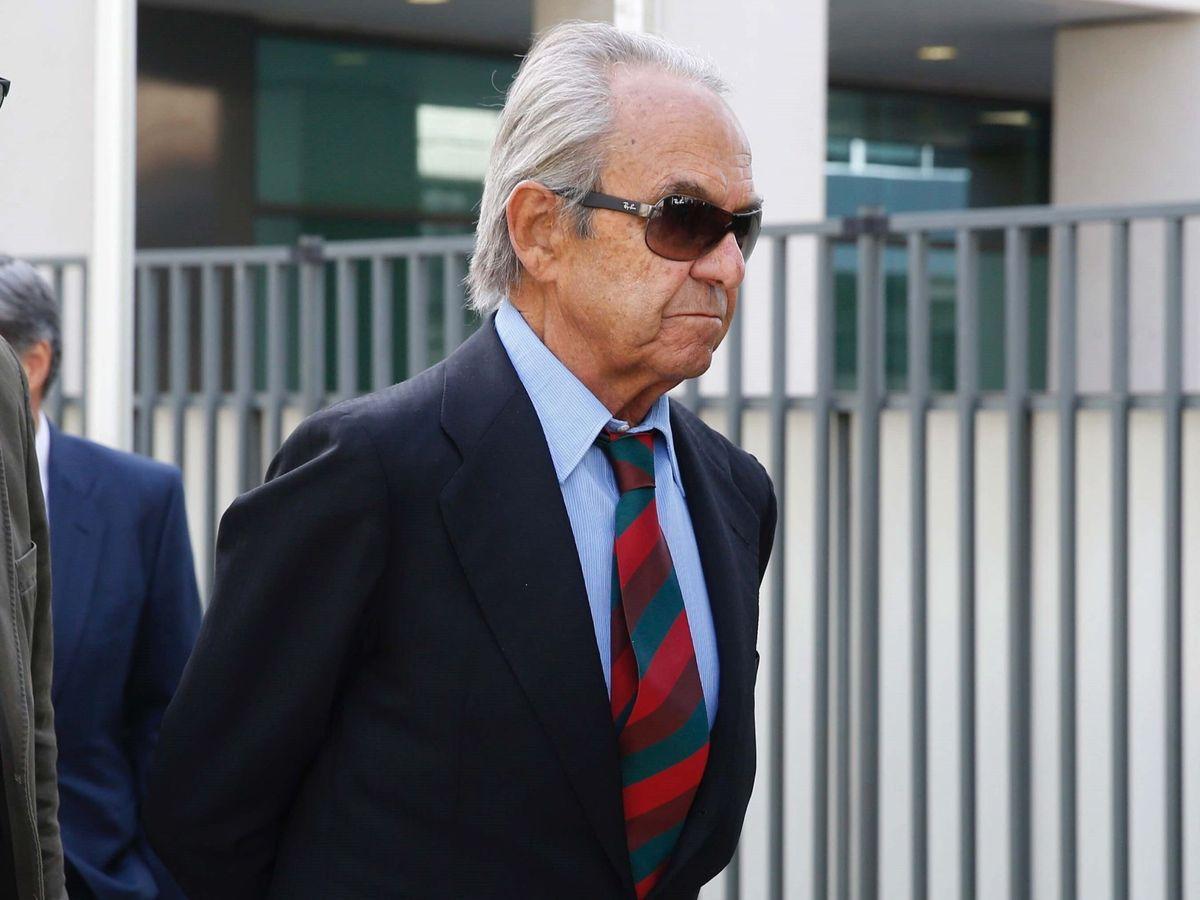 Foto: Jaime Botín, durante el juicio. (EFE)