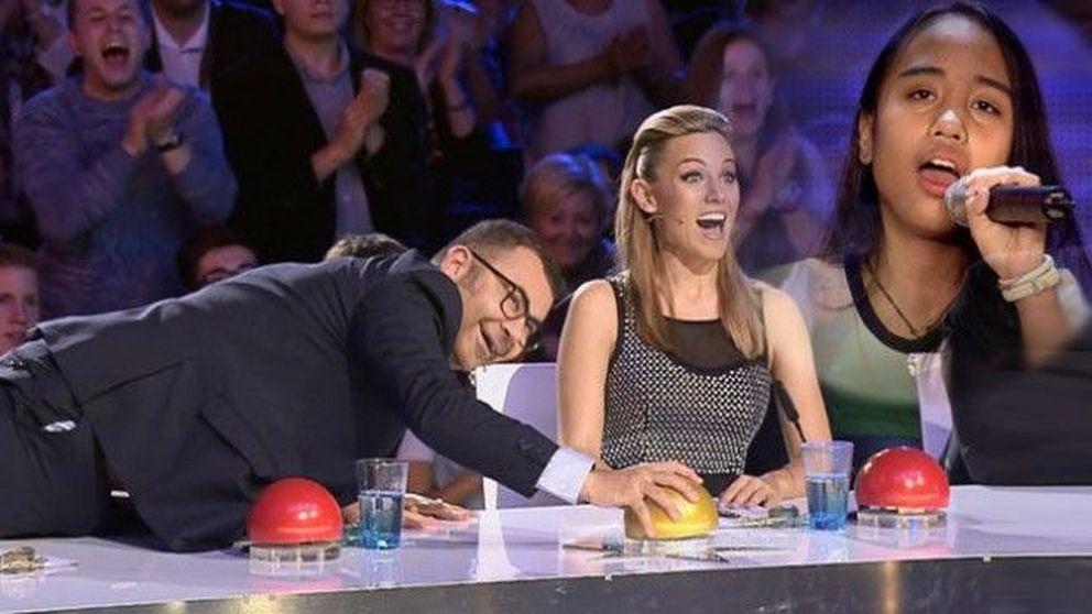 'Got Talent' - ¡Jorge Javier pulsa el botón dorado con Dianne y su 'Memory'!