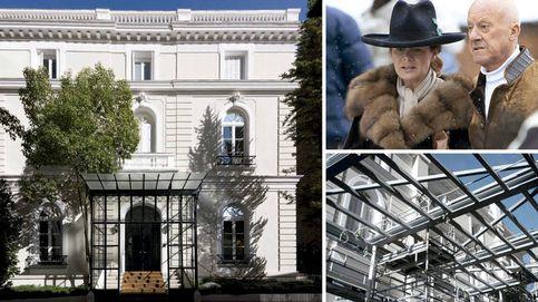 Los secretos del palacio madrileño de 12 millones de Foster y Elena Ochoa