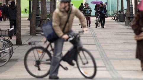 Ir al trabajo en bici o andando: menor riesgo de enfermedad y muerte