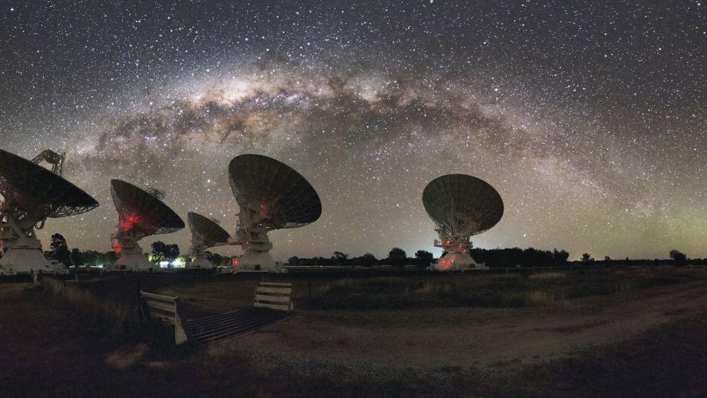 Por qué el agujero negro de la Vía Láctea es mucho más potente de lo que se creía