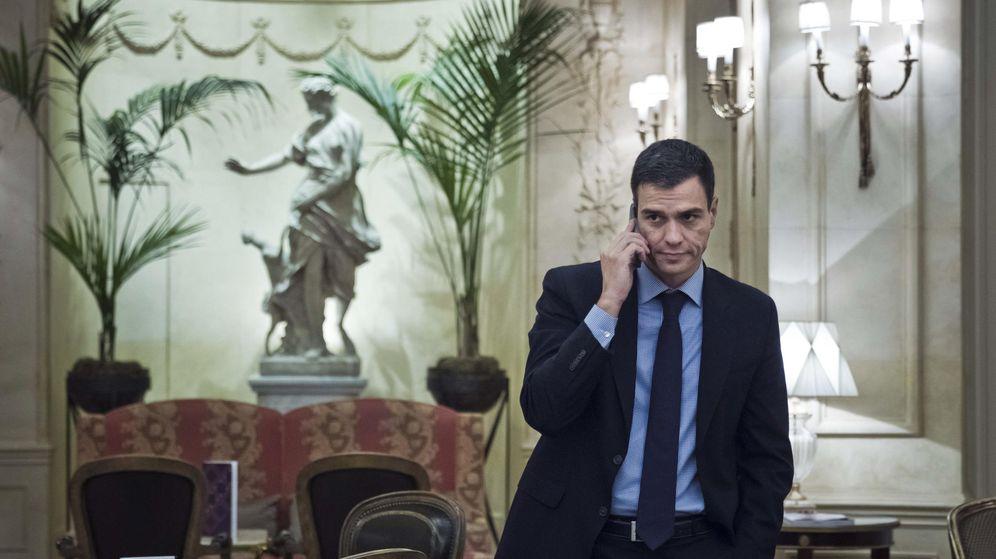 Foto: El presidente del Gobierno, Pedro Sánchez, en una foto de archivo. (EFE)