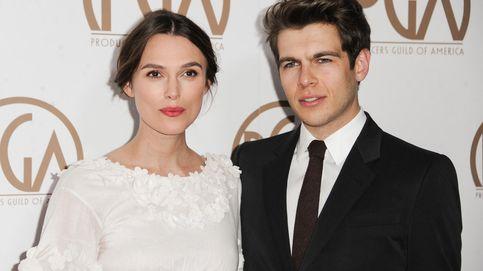 Keira Knightley y su marido, James Righton, padres de su primer hijo