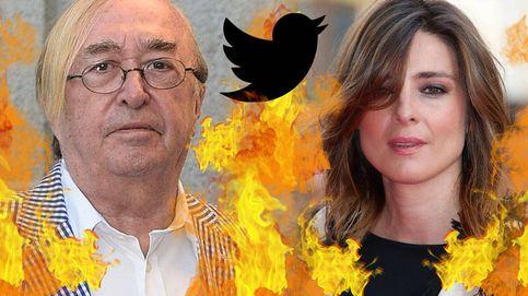 Sandra Barneda estalla contra Pepe Oneto en Twitter por soltar la liebre de que era gay