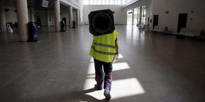 Foto: El aeropuerto 'fantasma' de Castellón se gasta 5,5 millones en pagar seguridad privada