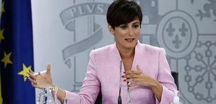 Post de Isabel Rodríguez: la sonrisa como escudo y como excusa de la portavoz del Gobierno