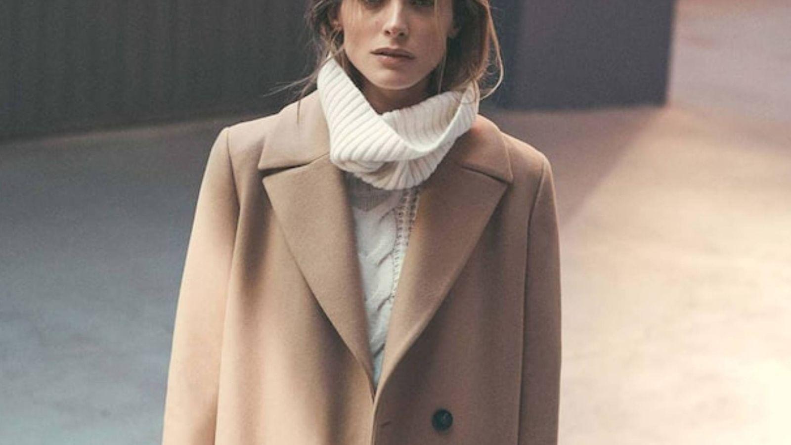 Foto: Massimo Dutti te ayuda en tu búsqueda del abrigo definitivo. (Cortesía)