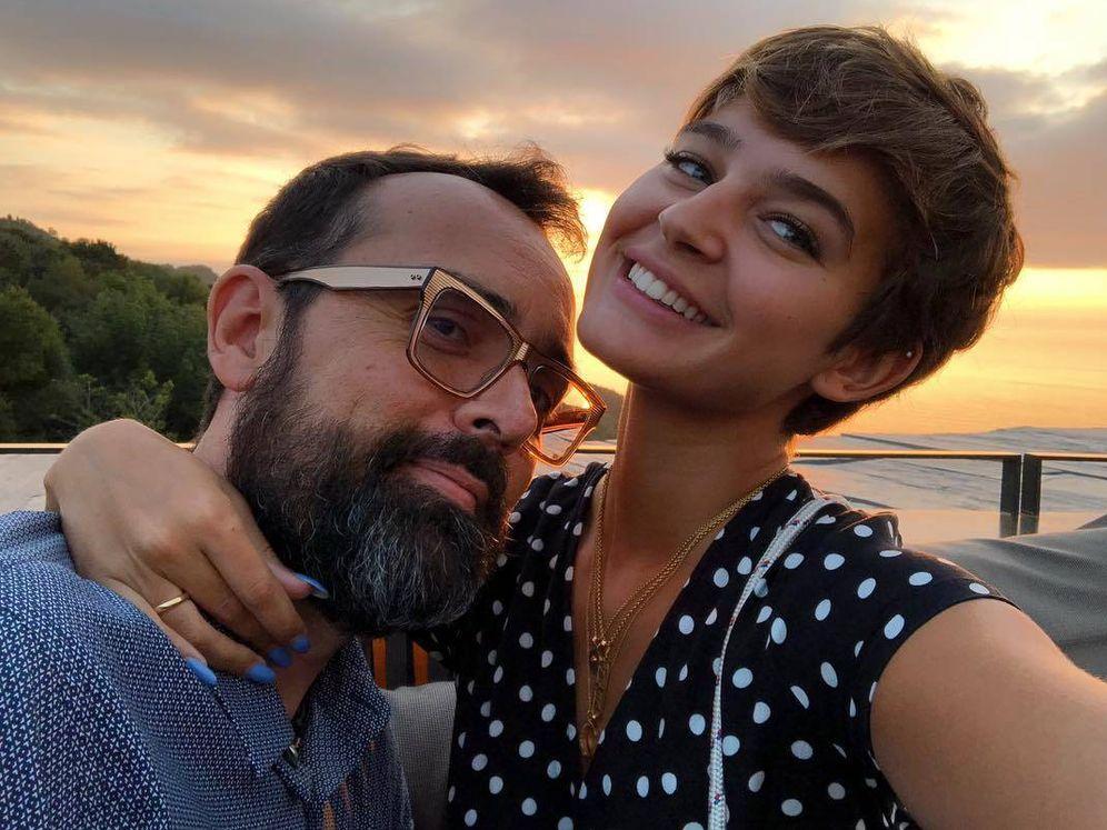 Foto: Laura Escanes y Risto Mejide. (@lauraescanes)