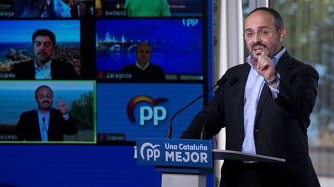 Sigue en directo la rueda de prensa de Alejandro Fernández, candidato a la Generalitat del PPC
