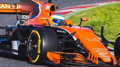 Así fue el primer día del nuevo McLaren en Montmeló