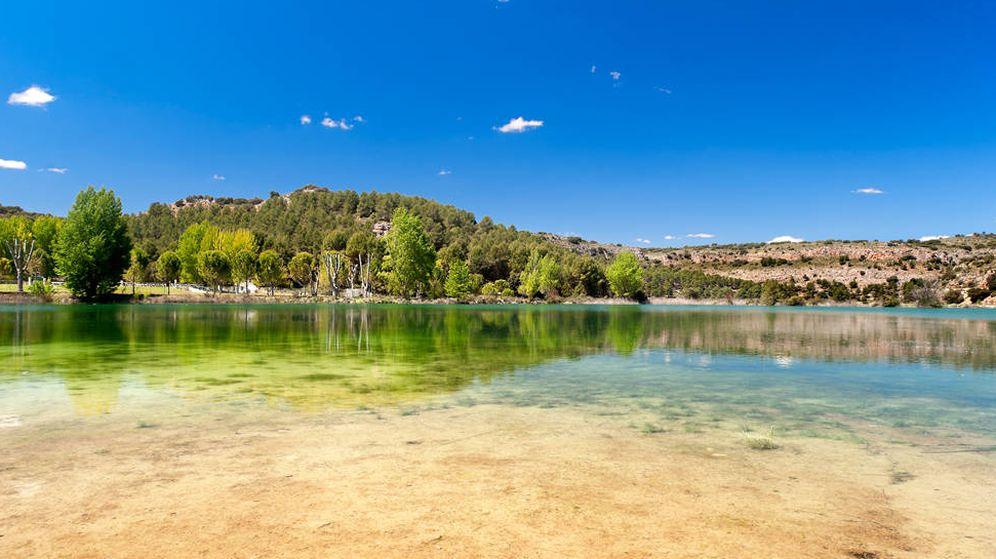 Foto: Las Lagunas de Ruidera. (Turismo de Castilla-La Mancha)