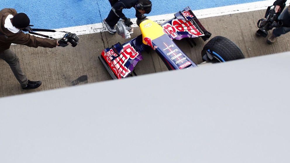 Alarma en Red Bull: Milton Keynes, tenemos un problema...