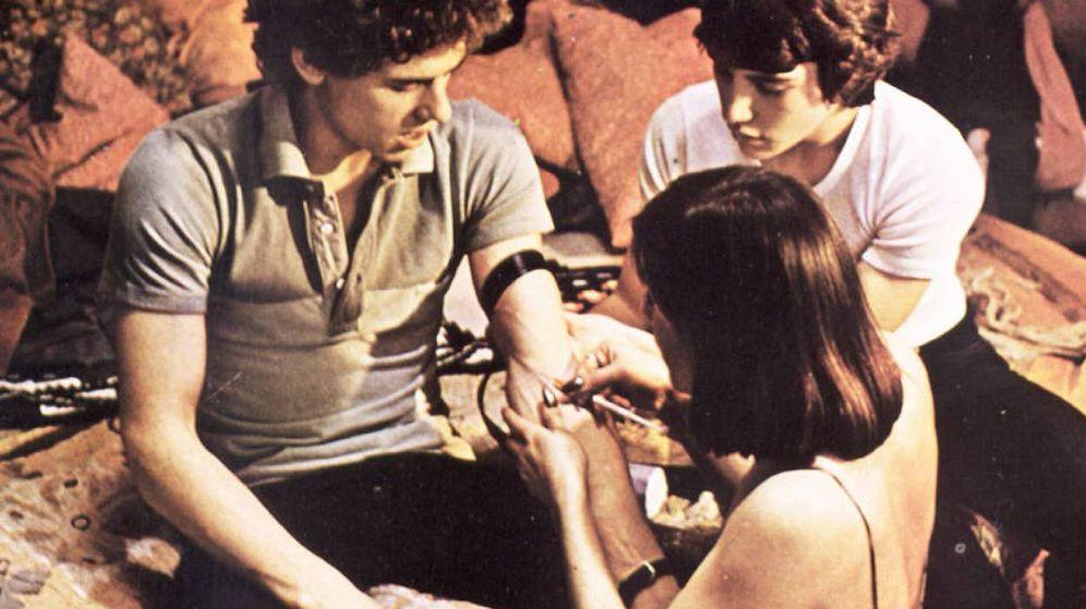 Foto: Fotograma de la película 'El pico'.
