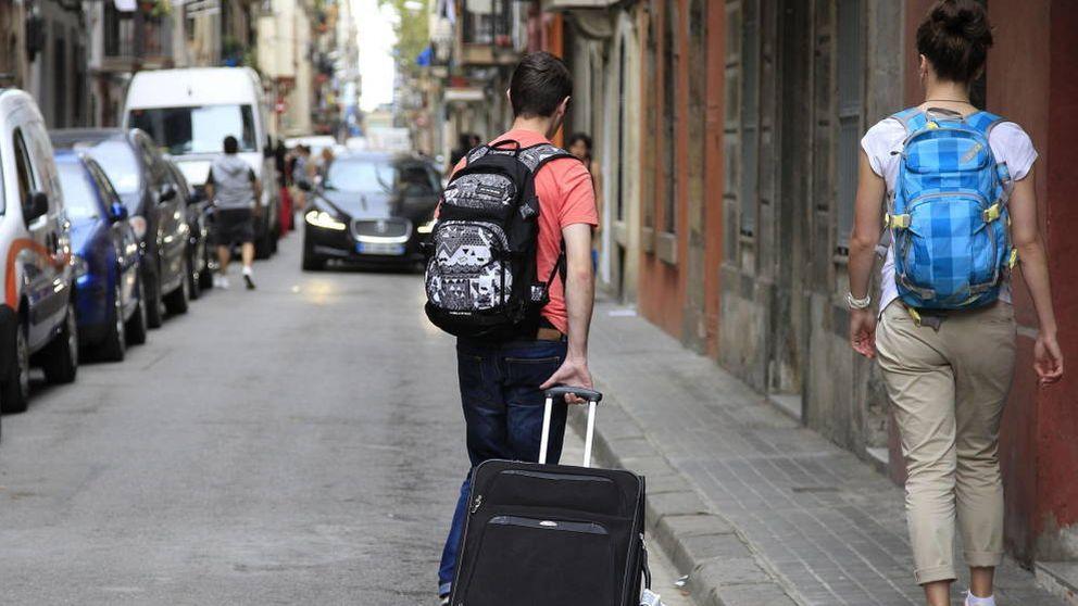 Carmena intervino 63 pisos turísticos en el centro de Madrid en los últimos meses
