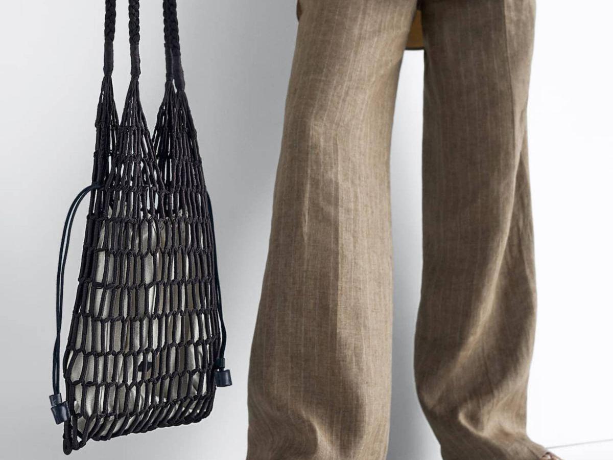 Foto: El nuevo bolso de Massimo Dutti. (Cortesía)