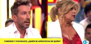 Post de Terelu Campos se pica con su director de 'Sálvame' en 'Mad in Spain'