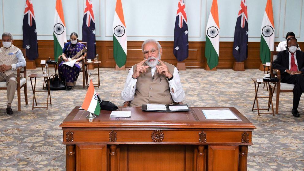 Modi llama a la paz con China, aunque advierte ante posibles provocaciones