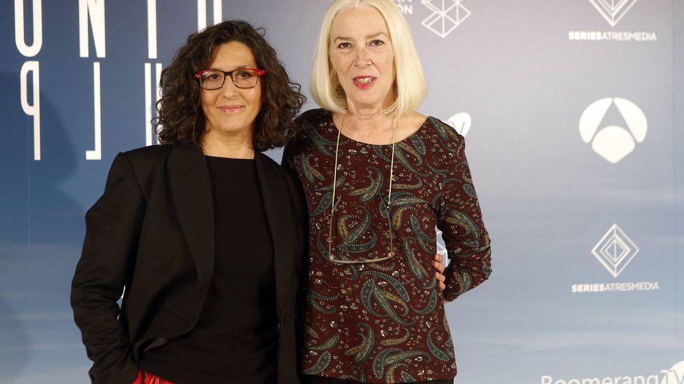 Foto: Elvira Mínguez y Susi Sánchez, entre las protagonistas de 'Presunto culpable'. (Gtres)