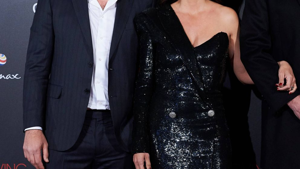 Penélope Cruz y Javier Bardem en la fiesta posterior a 'Loving Pablo'