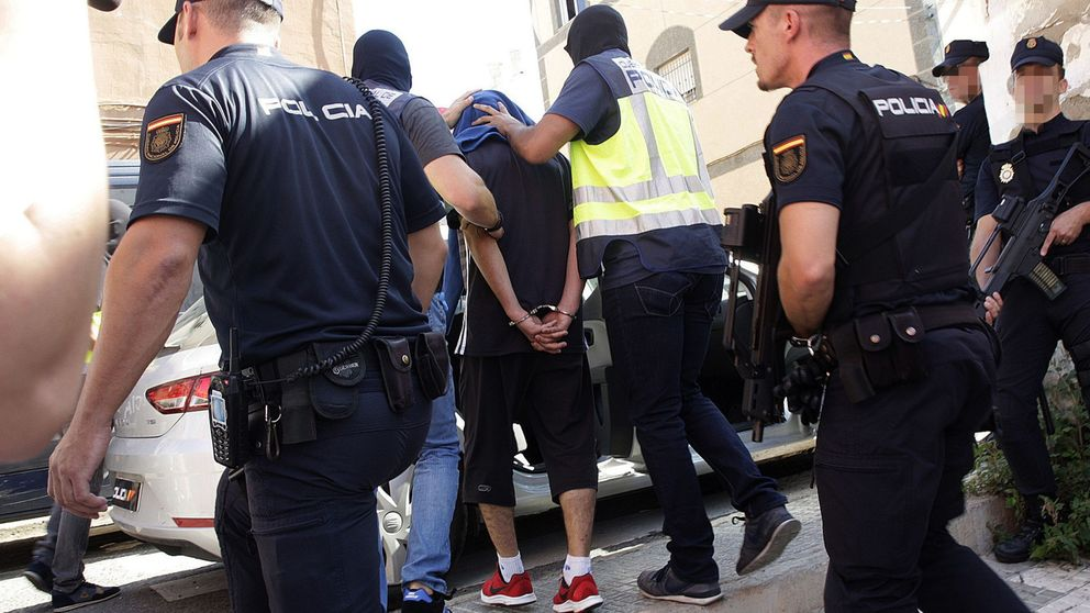 Detenido en Melilla un español de 21 años por su presunta implicación con DAESH