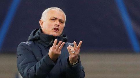 Los gestos que delatan la actual decadencia de José Mourinho