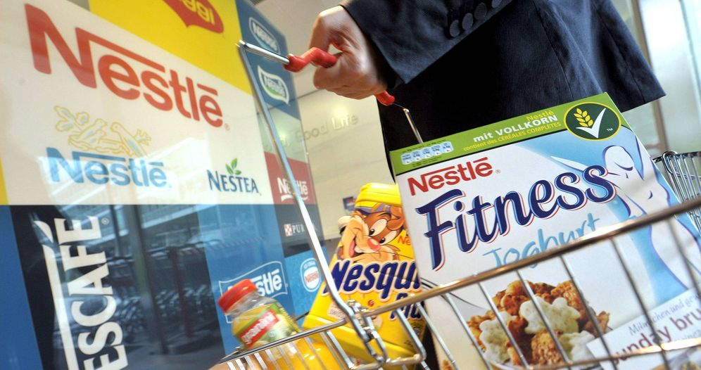 Foto: Nestlé se apunta al carro de las marcas 'saludables'. (EFE)